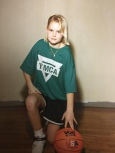 Coach Kristin - child